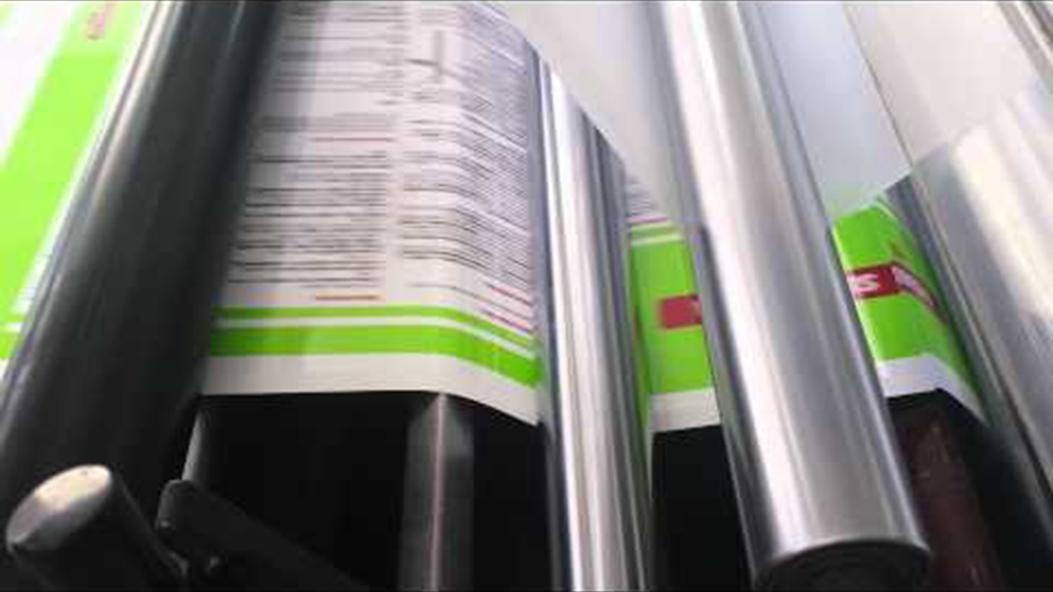 Double Sided Laminating